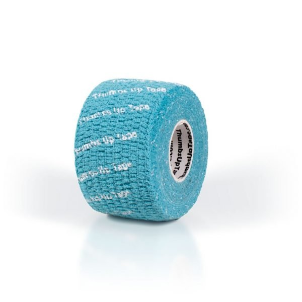 Thumbs Up Tape Teal Roll